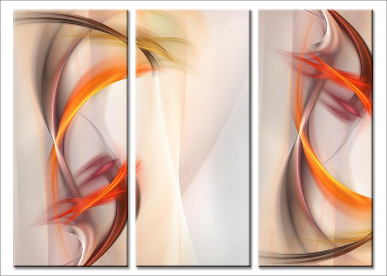 Quadri astratti Elegant design II stampe su tela moderne