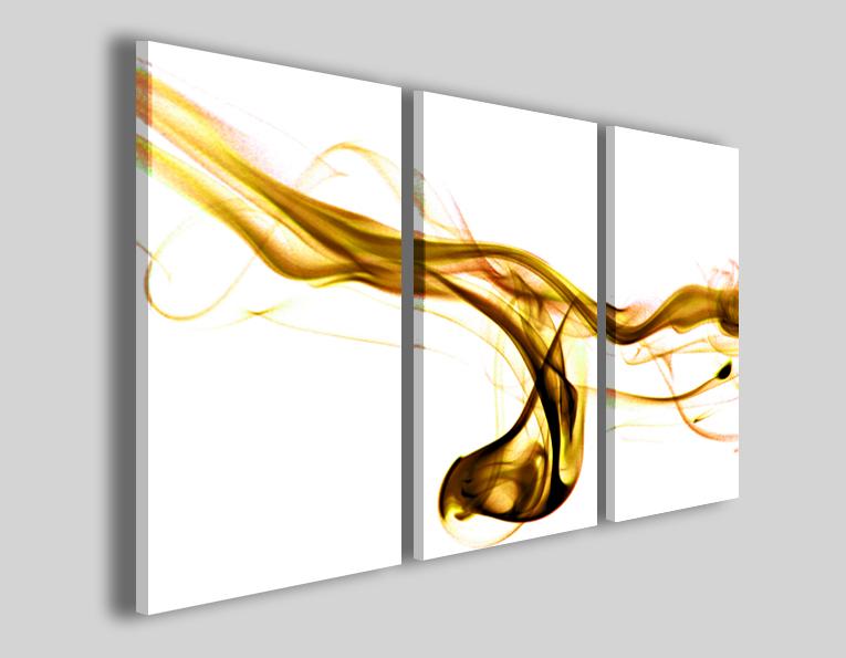 Quadri astratti Elegant design IV stampe su tela